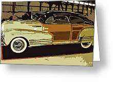 '48 Chevy Cool Greeting Card