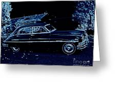 49 Packard Survived Greeting Card
