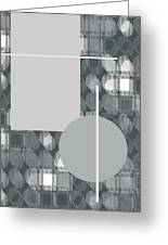 49th Shade Of Gray Greeting Card