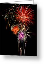 4th Of July 2012 Greeting Card
