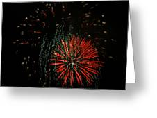 4th Of July 5 Greeting Card
