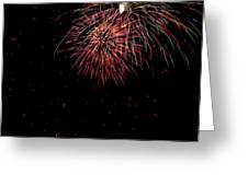 4th Of July 9 Greeting Card