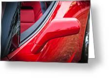2014 Chevrolet Corvette C7  Greeting Card