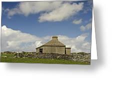 Abandoned Farm In Ireland Greeting Card