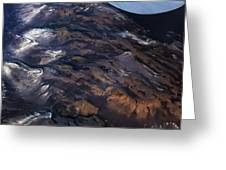 Aerial Photography Greeting Card