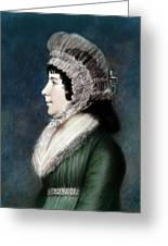 Dolley Madison (1768-1849) Greeting Card