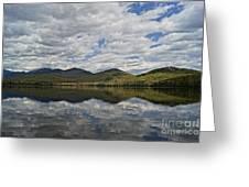 Elk Lake  Greeting Card