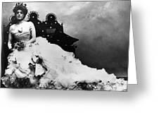 Ethel Barrymore (1879-1959) Greeting Card