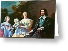 George Villiers (1592-1628) Greeting Card