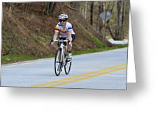 Gran Fondo Greeting Card