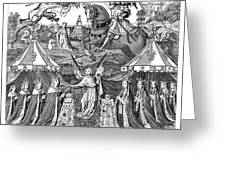 Henry V (1387-1422) Greeting Card