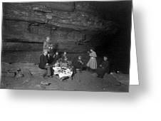 Kentucky Mammoth Cave Greeting Card