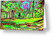 Landscape-2 Greeting Card