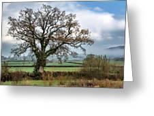 Lower Bruckland - Devon Greeting Card