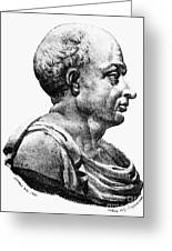Luigi Galvani (1737-1798) Greeting Card