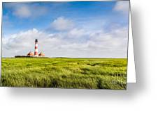 North Sea Greeting Card