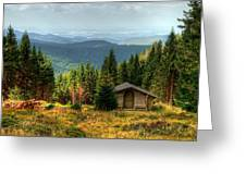 Oberharz Greeting Card