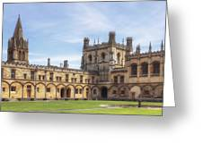 Oxford Greeting Card by Joana Kruse