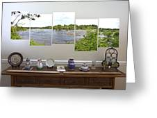 5-panel - James River Greeting Card
