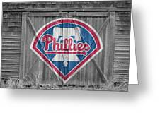 Philadelphia Phillies Greeting Card