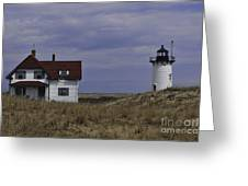 Race Point Light 16 Greeting Card