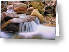 Restonica Valley In Corsica Greeting Card