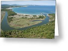 Ropotamo River Greeting Card