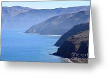 Santa Cruz Island Greeting Card