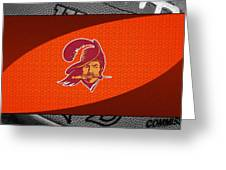 Tampa Bay Buccaneers Greeting Card