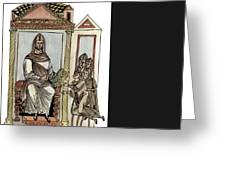 St Valentines Day Massacre Greeting Card