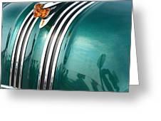 52 Pontiac Greeting Card