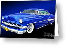 53 Chevy Greeting Card