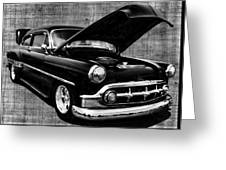 '53 Chevy Greeting Card