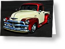 '54 Chevy Truck Greeting Card