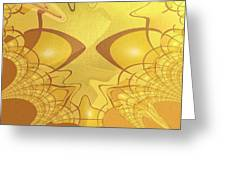 547 - All That Gold Greeting Card