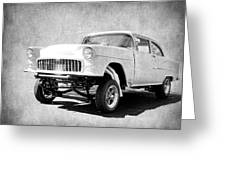 55 Gasser Art Greeting Card