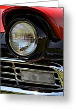 57 Ford Greeting Card