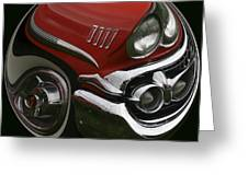58 Chevy Greeting Card