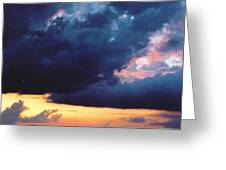 Sky Scape Greeting Card