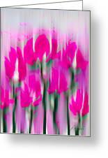 6 1/2 Flowers Greeting Card