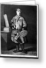 Carolus Linnaeus (1707-1778) Greeting Card