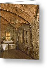 Chapel Of Bones Campo Maior Portugal 2011 Greeting Card