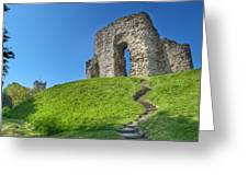 Christchurch Castle Greeting Card