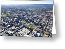 City Center, Adelaide Greeting Card