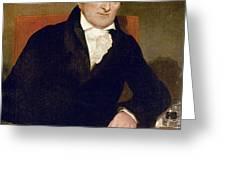 Eli Whitney (1765-1825) Greeting Card