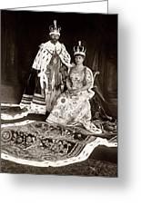 George V (1865-1936) Greeting Card