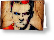 James Cagney Collection Greeting Card