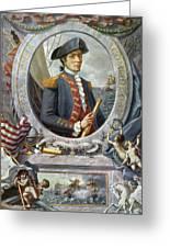 John Paul Jones (1747-1792) Greeting Card