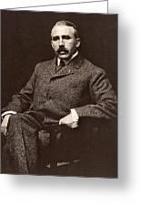 Leonard Wood (1860-1927) Greeting Card