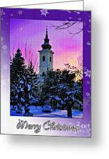 Christmas Card 21 Greeting Card